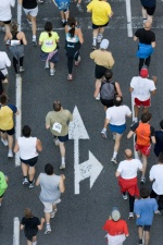 Finish a 10k run - 2 sessions per week over 12 weeks.