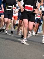 Prepare to run a marathon in 4 hours 30 minutes - 3 sessions per week for 10 weeks.