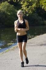Run to lose weight (about 10kg or 20lbs) - 2 sessions per week for 12 weeks.
