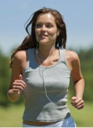 Run to lose weight (about 5kg or 10lbs) - 2 sessions per week for 12 weeks